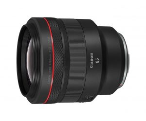 Canon RF 85mm f12L DS USM