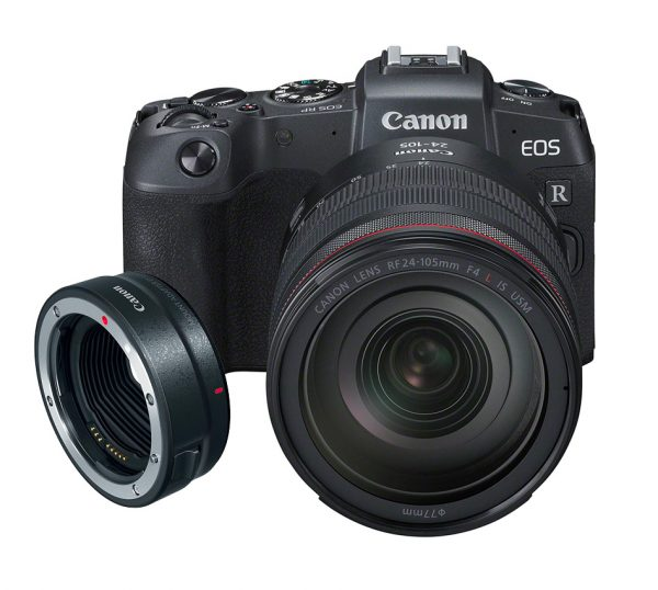 Canon EOS R 24-105mm Adapter