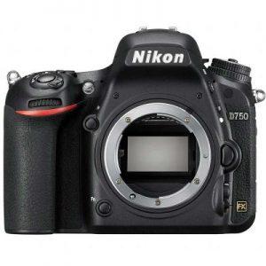 Nikon D750 kamerahus