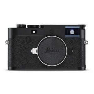 Leica M10-P svart kamerahus
