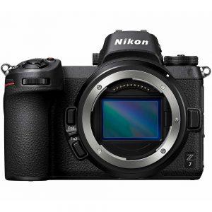 Nikon Z7 kamerahus