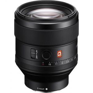 Sony FE 85 mm f1,4 GM