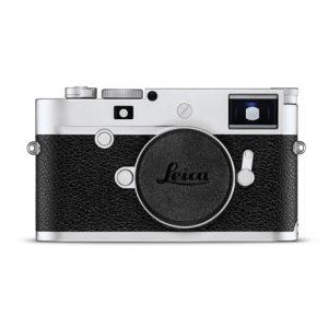 Leica M10-P kamerahus sølv