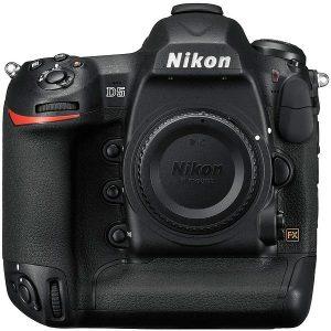 Nikon D5 kamerahus Dual XQD