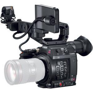 Canon EOS C200 EF camera