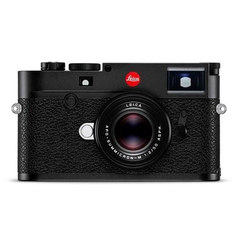 Leica M10 svart kamerahus