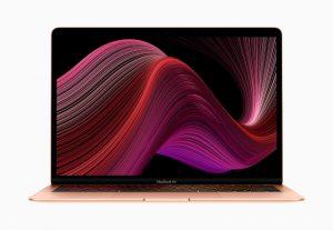 Nye MacBook Air 13-tommer 2020