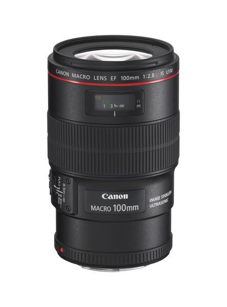 Canon EF 100mm 2,8 macro