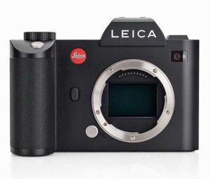 Leica SL (601), kamerahus