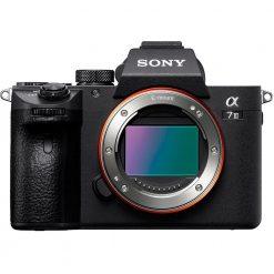 Sony A7 Mark III kamerahus